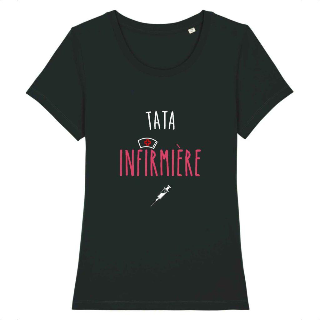 T-shirt infirmière - Tata infirmière