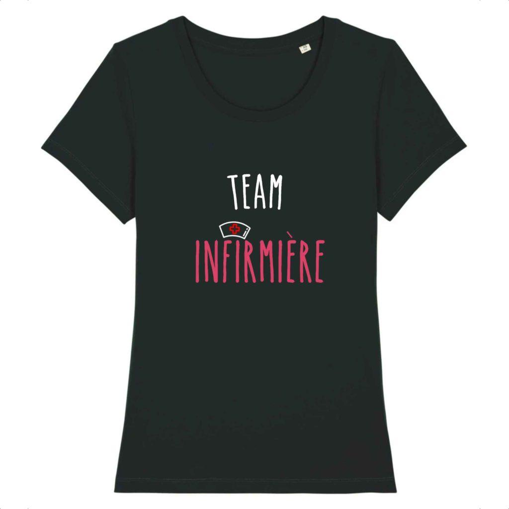 T-shirt infirmière - Team infirmière