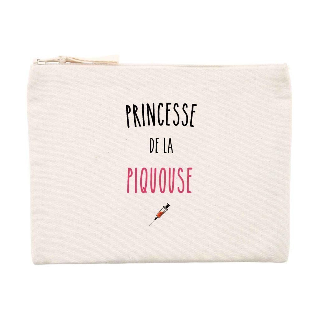 Pochette infirmière - Princesse de la piquouse