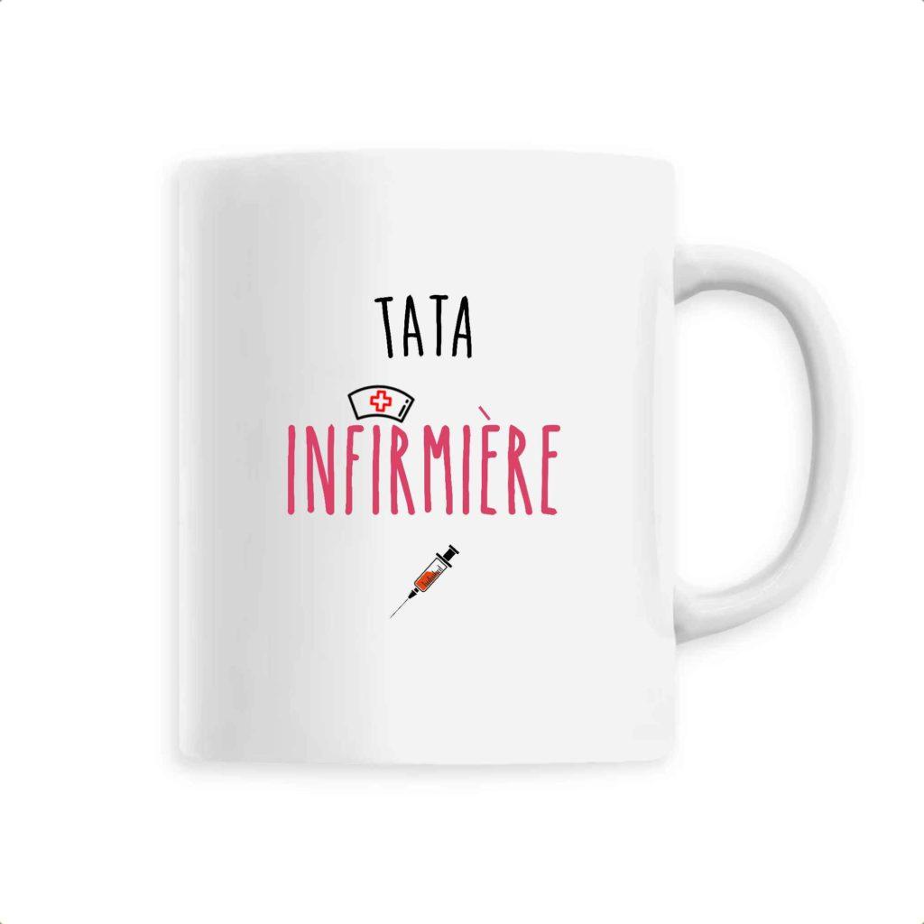 Mug infirmière - Tata infirmière