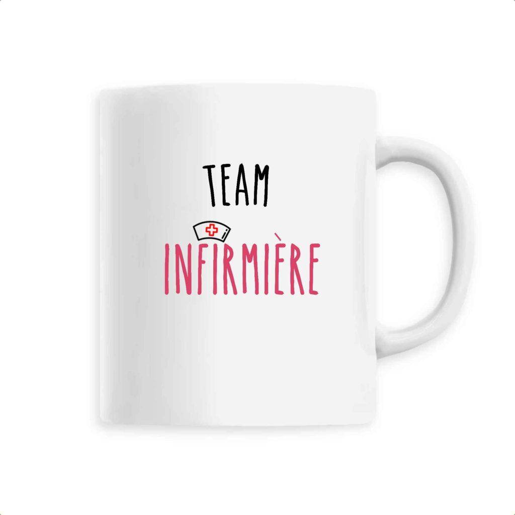 Mug infirmière - Team infirmière