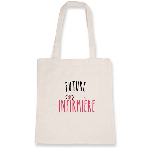 Tote bag infirmière - Future infirmière