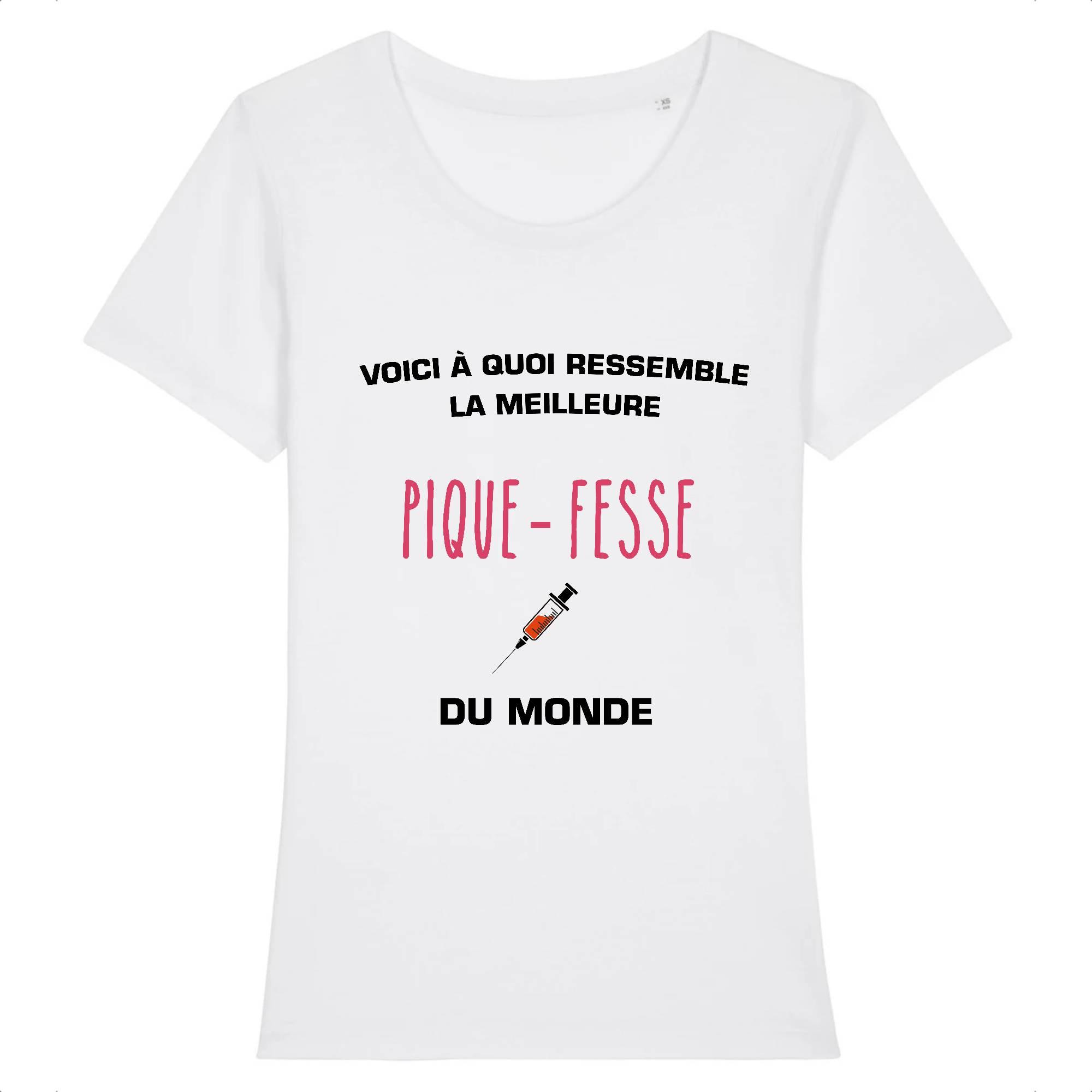 T-shirt infirmière - Voici à quoi ressemble la meilleure pique fesse du monde