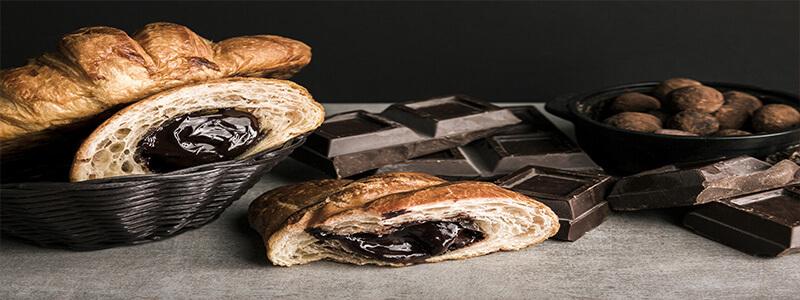 chocolat et viennoiserie - idée cadeau remerciement infirmiere