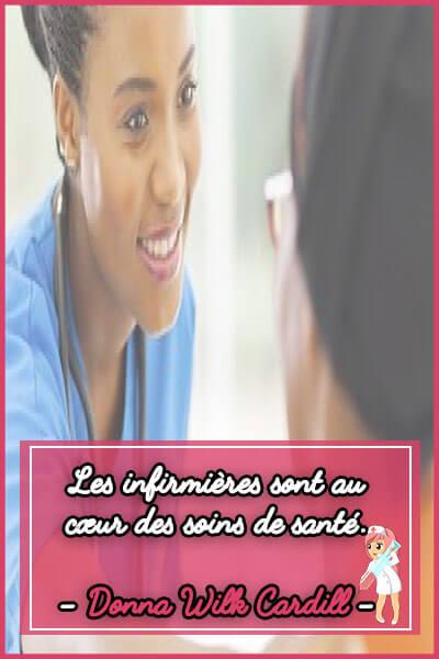 12-Les infirmières sont au cœur des soins de santé
