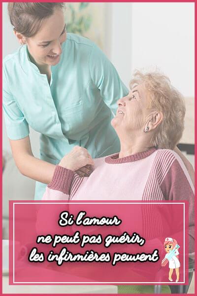 7-Si l'amour ne peut pas guérir, les infirmières peuvent