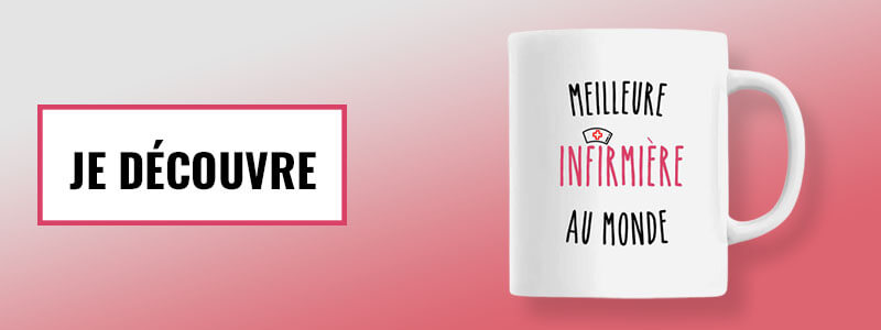 mug infirmière libérale